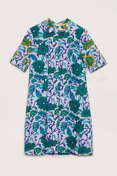 Zen Garden Shirt Dress