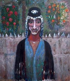 Ali Altager   iraqi artist