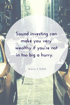 In search of Warren Buffett quotes to help inspire a richer life? Here are 50 of his best sayings to bring out the next financial guru in you. Epic Quotes, Motivational Quotes For Life, Success Quotes, Quotes To Live By, Best Quotes, Life Quotes, Inspirational Quotes, Career Quotes, Warren Buffett