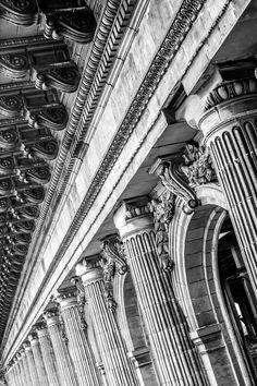 .  Michigan Central Station, Detroit. .