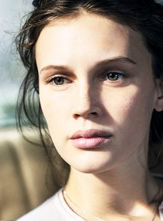 "vacthdaily: "" Marine Vacth for Paris Match, 2013 """