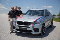 Motor'n | The BMW Performance Center to contest the 2015 One Lap Of America with new BMW X6 M.