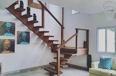 Simple and classy stairs.    #stairs #architecture #interiordesign #onestoproatan