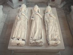 Medieval Royal Tombs in the Basilica of Saint-Denis