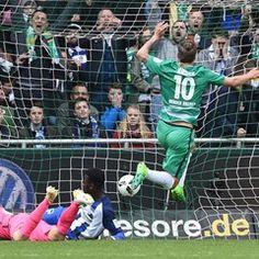 Bundesliga 2016-17 - Matchday 31 - Werder Bremen vs Hertha BSC
