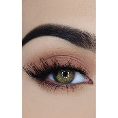 Sosu Naomi False Eyelashes ($7.59) ❤ liked on Polyvore featuring beauty products, makeup, eye makeup, false eyelashes and black