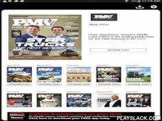 Plant Machinery & Vehicles  Android App - playslack.com , Plant, Machinery, Vehicles Middle East (PMV) is the leading publication for the PMV industry in the GCC. With one of the most active construction markets anywhere on the globe, the GCC is home to billions of dollars worth of development. PMV looks at the vital machinery making this development possible.Download the MEP Middle East app today and be the first to read the latest issue of the magazine on your Tablet. The app is being…