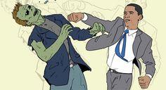 Obama v. Zombie