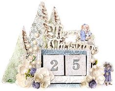 #Advent #Calendar #christmas #crafts #DIY