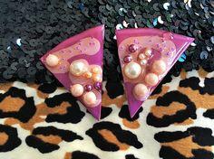 resin earringFREE SHIPPING-resin jewelry-statement