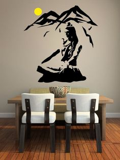 Lord Shiva Wall Sticker Vinyl Hindu God Decal Meditation Stencil Art Gift Home Bedroom decor Stencil Art, Modern Painting, Art Gift, Wall Drawing, Art, Wall Painting, Meditation Art, Lord Shiva Painting, Abstract Wall Painting