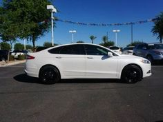 2016 Ford Fusion SE | CarSoup Mobile