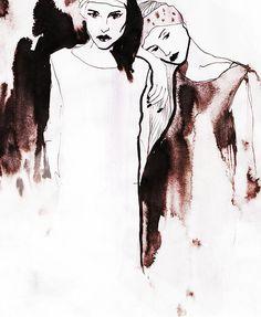 as long as with your accompany, my dear friend - Yü
