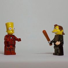 IronBart Vs Nelson Skywalker #Lego #minifigures #Legominifigures #bricks #legostagram #Legophotography #legoworld #Legoaddict #bricknetwork #toyphotography #toygroup_alliance #LegoEspaña #legospain #Legogram #Legomania #Legocollector #toystagram #toyboners #Toptoyphotos #ToyDiscovery #TOYSLAGRAM_LEGO #starwars #ironman #anakinskywalker #thesimpsons #bart #nelson #legoart #toyartistry #legominifigs by lebrickgo