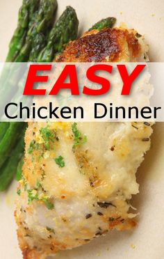 Rachael Ray shared a simple but satisfying Baked Chicken Recipe with Herb & Cheese Breadcrumbs, perfect for a busy weeknight or beginning cook.