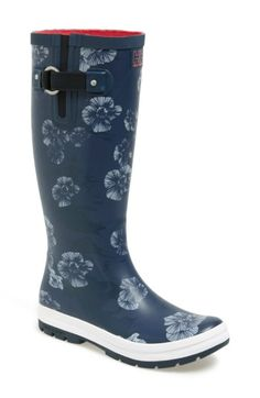 HELLY HANSEN 'VEIERLAND' RAIN BOOT. #hellyhansen #shoes #