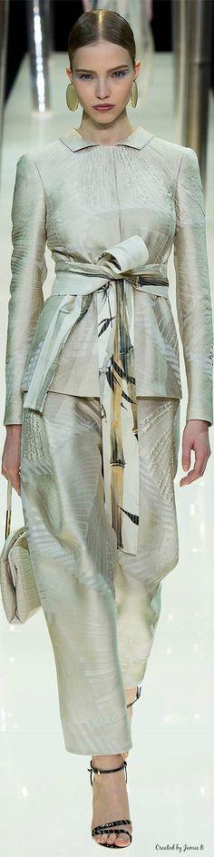 Spring Couture 2015 | Armani Privé