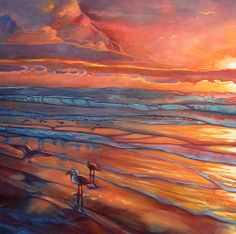 Ocean Painting | Ocean Paintings