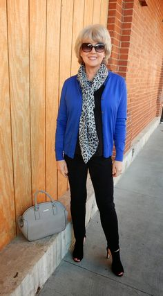 Fifty, not Frumpy: Wear It Wednesday - What Was I Thinking?