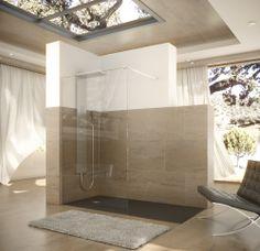 Seviban Arcoiris. Trabajo de infografías 3D publicitarias para SeviBan, fabricante de mamparas de ducha y baño, para la incorporación a su catálogo de productos. Modelos y escenas realizadas en 3D.