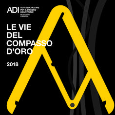 Arrital's honourable mention at the latest edition of Compasso D'Oro makes it an icon of design Letters, Templates, Cards, Style, Tatoo, Gold, Swag, Stencils, Letter