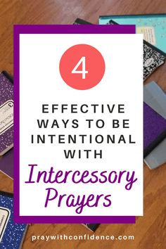 Want to know more about intercessory prayers? Find some amazing intercessory prayer examples and more about intercession, along with 4 effective ways to be intentional with your intercessory prayer. #intercession #intercessoryprayer #prayer Praying For Someone, Praying For Your Husband, Praying For Others, Prayers For Strength, Prayers For Healing, Intercessory Prayer Examples, Pray For Leaders, Example Of Prayer, Christian Prayers
