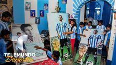 Amor por Messi en un te de la India | Copa Mundial FIFA Rusia 2018 | Tel...