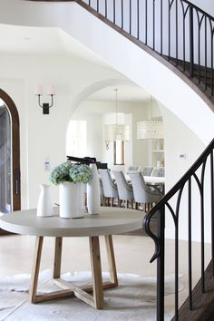 Ordinaire Guest Prep: Make A Great First ImpressionBECKI OWENS. Entry TablesEntryway  Round ...