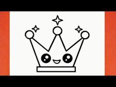 طريقة رسم تاج الملكة رسم سهل تعلم الرسم تعليم الرسم للأطفال رسومات بالرصاص Youtube Easy Drawings Cool Drawings Pencil Drawings