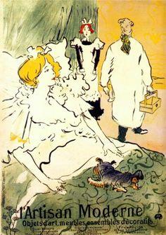 Craftsman modern - Henri de Toulouse-Lautrec