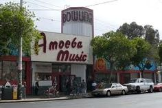 Since 1990, Amoeba Music has welcomed independent music lovers of all kinds to our unique, vibrant stores in Berkeley, San Francisco and Hollywood. We stock every kind of music and movies. - 6400 West Sunset Boulevard, Los Angeles, CA