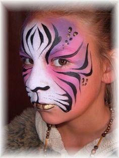 Face Painting - Purple Tiger.JPG (480×640)