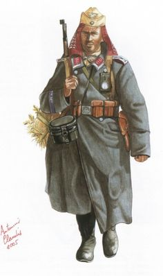 Fallshirmjager North Africa WWII, pin by Paolo Marzioli