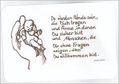 37 Besten Zitate Geburt Bilder Auf Pinterest Baby Delivery Babies