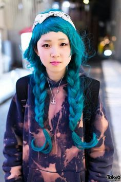 Japan hairstyle