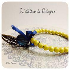 ° Zeste citrus & bleu lagon °