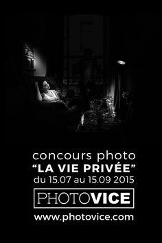www.photovice.com Concours Photo Thème : La Vie Privée Été 2015