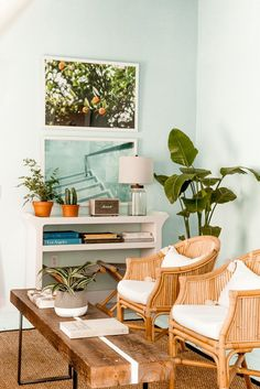 Venice Beach Meets Southern Cool In This Charleston Oasis