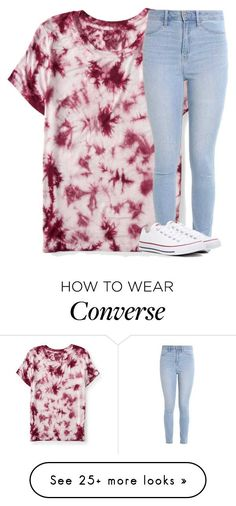 Untitled #2691 by laurenatria11 on Polyvore featuring Aéropostale, Hollister Co. and Converse