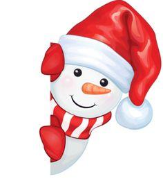 "Photo from album ""Снеговики"" on Yandex.Disk - Happy Christmas - Noel 2020 ideas-Happy New Year-Christmas Christmas Clipart, Christmas Images, Christmas Art, Christmas And New Year, Christmas Decorations, Christmas Ornaments, Christmas Templates, Christmas Cookies, Christmas Holidays"
