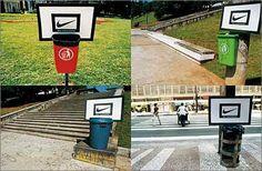 12 espectaculares ejemplos de Marketing de Guerrilla de Nike
