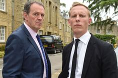 Kevin Whately will bid farewell to his character Lewis , standing by his pledge not out-do Inspector Morse. The actor first played officer Robbie Lewis in 1987, opposite the late John Thaw in the hit ITV police drama Morse, which ran for 33 episodes. But with the spin-off series now about to take on its 33rd case, Whately has decided to bring down the curtain. He and co-star Laurence Fox , who plays Detective Sergeant James Hathaway, bow out of the spin-off after nearly 10 years.