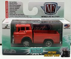 1:64 M2 MACHINES AUTO TRUCKS RELEASE 34 - 1960 FORD C600 -  NIB #M2Machines #Ford
