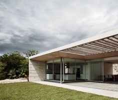 Widescreen House, Mexico, by RZERO.