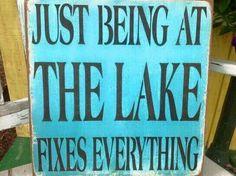 Lake sign lake rules lake house sign blue lake sign at by KerriArt Lake House Signs, Cabin Signs, Lake Signs, Lake Quotes, Haus Am See, Lake Decor, Lake Beach, Lake Cottage, Cottage Living