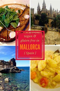 vegan & gluten free restaurant reviews in Mallorca Spain | veganchickpea.com