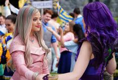 Not so surprisingly, Sarah Jeffery's song from 'Descendants went viral on social media. Here's what we know about 'Queen of Mean. The Descendants, Descendants Characters, Disney Channel Descendants, Disney Channel Movies, Cameron Boyce, Cheyenne Jackson, Thomas Doherty, Sofia Carson, Sarah Jeffery
