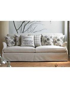 38 Best Slipcover Sofas Images Home Decor Sweet Home
