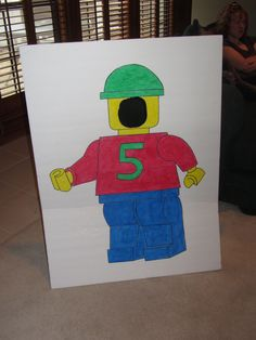 Lego Birthday Party!! Pic Overload - OCCASIONS AND HOLIDAYS