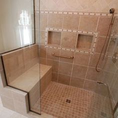 Delightful $1500.00 Curbless Shower Pan Wet Bath Room Systems By AKW Tuff Form From  PoshHaus.com | Apartment Furnishings | Pinterest | Shower Pan, Bath Room  And ...
